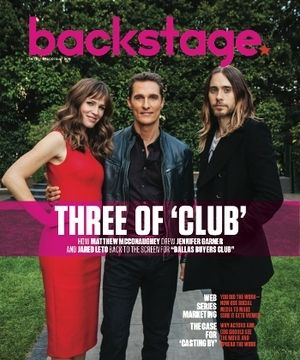 Backstage Magazine instacurity samia khan